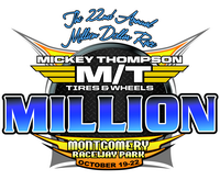 The Million Dollar Race Online Store